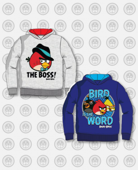 Sweat enfant Angry Birds
