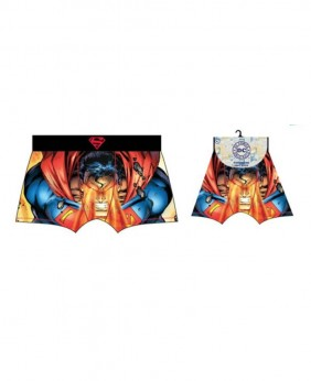 caleçons homme boxer Superman taille adulte